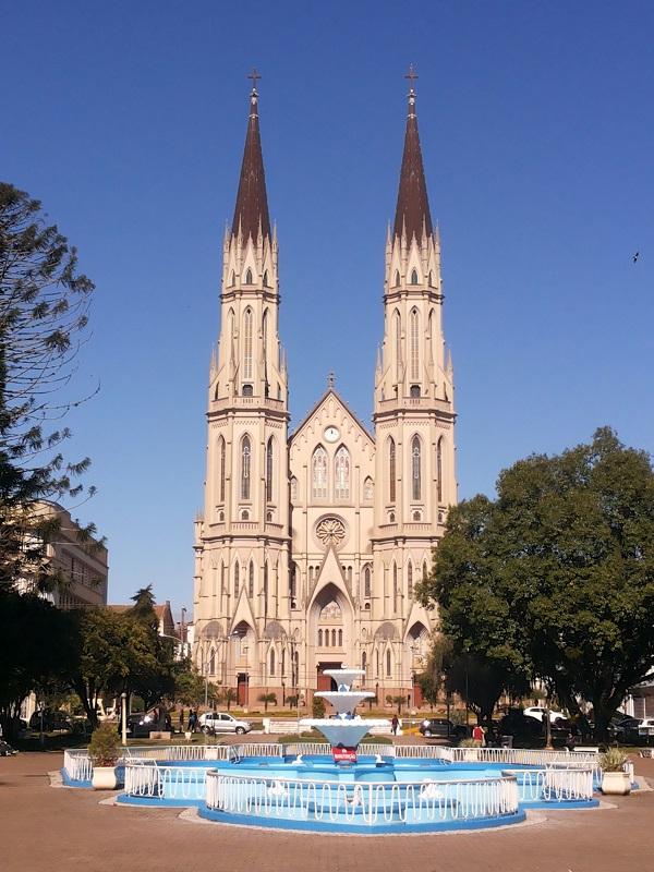 Catedral s o jo o batista prefeitura de santa cruz do sul for A mobilia santa cruz do sul